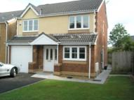 Detached home in Maes Dewi Pritchard...