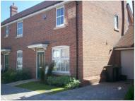 semi detached house in Atlas Close, Kings Hill