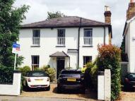 4 bedroom Detached house for sale in Princes Road, Weybridge