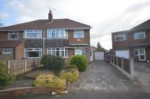 3 bed semi detached house to rent in Heyes Avenue,  Timperely...