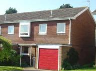 semi detached house to rent in Rushmead Close...