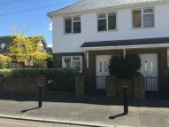 semi detached house in Marlborough Gardens...