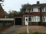 3 bed semi detached house in Moat Road,  Oldbury