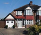 3 bed semi detached property for sale in Highland Croft...