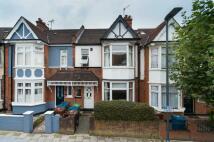 Terraced house in Vaughan Road,  Harrow