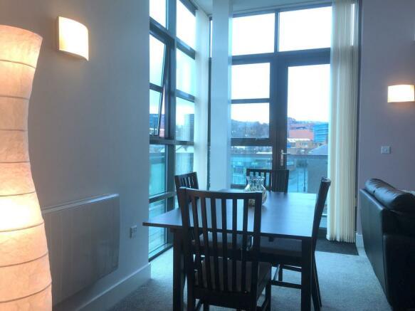 Lounge to window across table.JPG