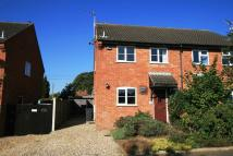 Nightingale Close semi detached property to rent