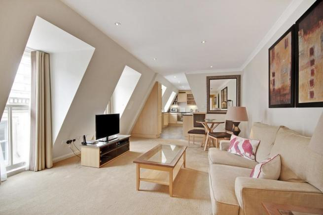 lovely apartment ...