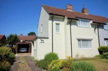2 bed semi detached home in Carrside...
