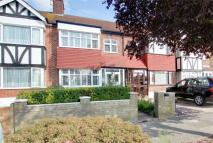 Terraced home for sale in Brackley Square...