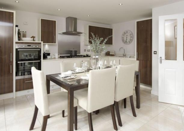 Houghton - Kitchen/Dining Room