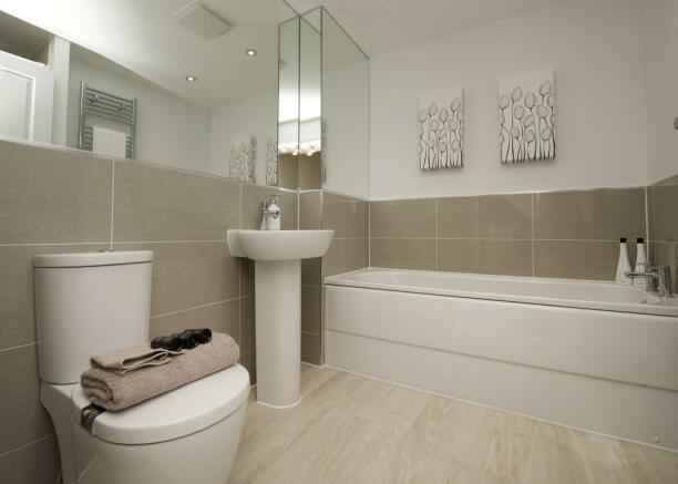 Houghton - Bathroom