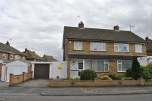 Highfield Drive semi detached property to rent