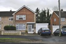 semi detached home in Waldron Drive, Oadby, LE2