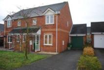 semi detached property in Royce Close...