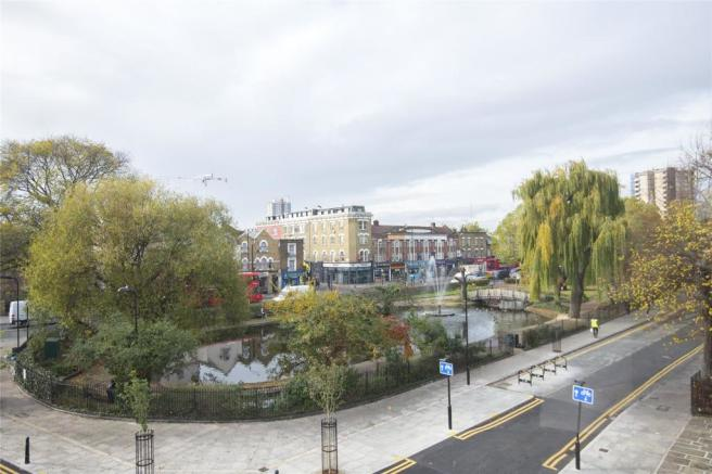 Clapton Pond View