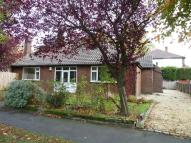 Detached Bungalow for sale in KINGSWAY, BRAMHALL...