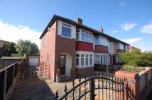 3 bed End of Terrace house in 34 Brough Avenue