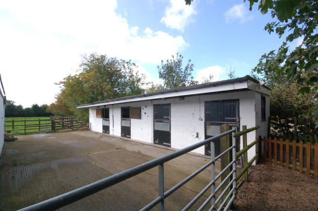 Stables Area