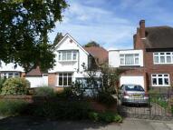Detached property in Hazelwood Road...