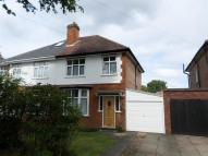 3 bed semi detached home for sale in Scribers Lane...