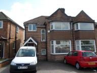 semi detached home in Acheson Road, Hall Green...