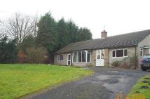 5 bed Detached Bungalow in CUMBRIA, Alston