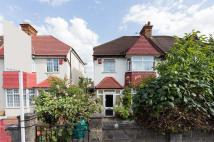4 bedroom semi detached property for sale in Gunnersbury Lane...