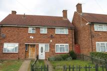 NORTH CLOSE semi detached property to rent
