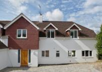 semi detached house in HOUNDEAN RISE, Lewes, BN7