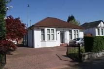 Bungalow in Yokermill Road...