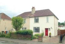 4 bed semi detached home for sale in Castlehill Road...