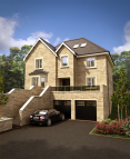 Detached home for sale in Snelsins Grange...