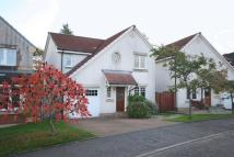 4 bed Detached house in Dumyat Rise, Larbert