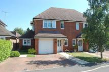 semi detached house in Groves Way, Chesham, HP5