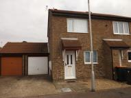 semi detached house in Conway Close...