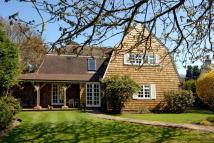 4 bed Detached house to rent in Chestnut Avenue, Esher...