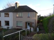 3 bedroom semi detached house in Glenlochay Road, Perth...