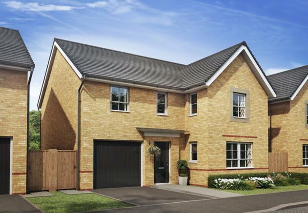 4 bedroom detached house for sale in lightfoot lane