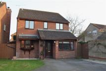 4 bedroom Detached house in Bill Rickaby Drive...