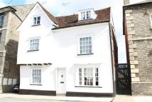 property to rent in College Street, Bury St. Edmunds