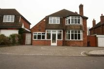 4 bed Detached property to rent in Stonor Park Road...