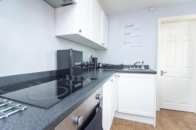 Apartment 2 Kitchen