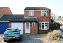 Detached home to rent in Larksfield...
