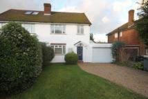3 bedroom house in Cabrera Close...