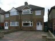 Kingswood Road semi detached house to rent