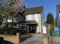 semi detached house to rent in Codicote Drive, Watford...