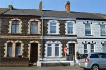 Terraced house for sale in Marion Street, Cardiff...