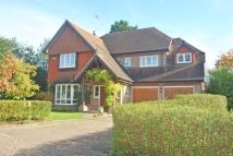 Detached home for sale in Chapel Lane, Bagshot