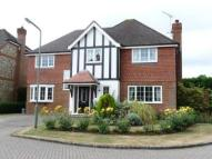 Detached home in Heywood Drive, Bagshot